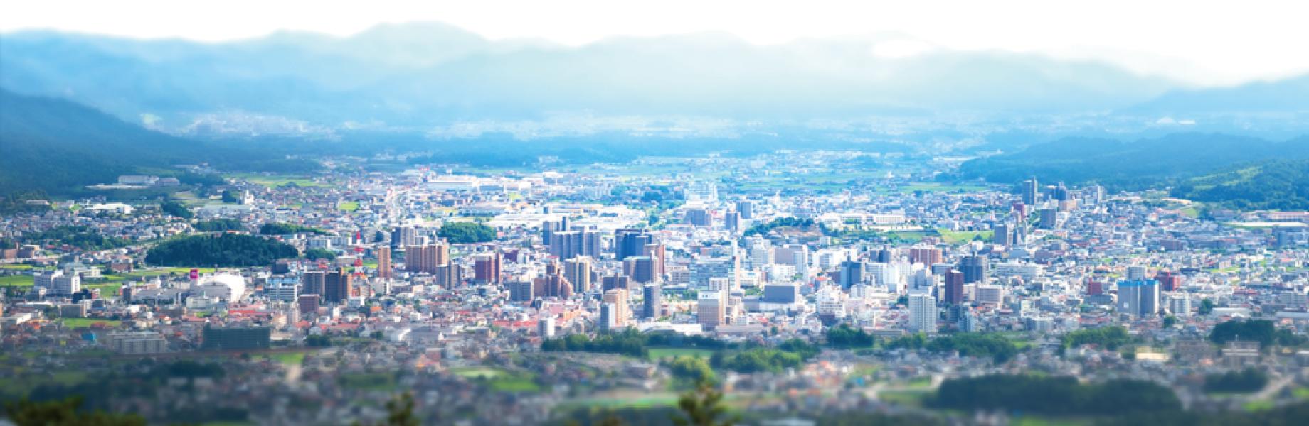 写真:東広島の風景