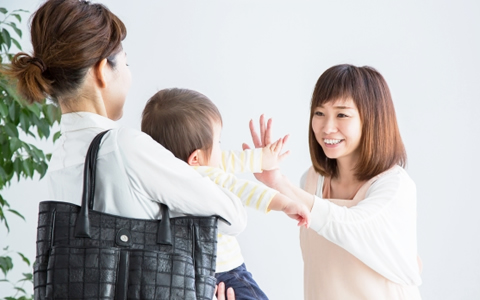 画像:子育てイメージ