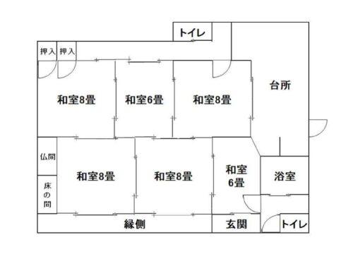 B21-013間取り図
